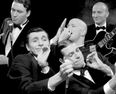 Jazz & Swing - grösstenteils Accapella